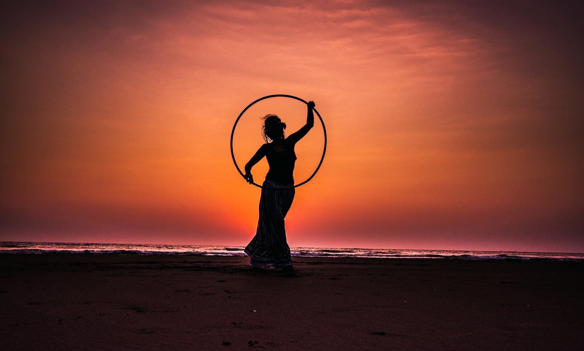 Hoop Dance Life Style